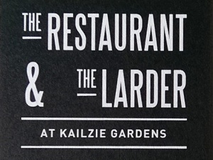 The Restaurant & The Garden at Kailzie Gardens