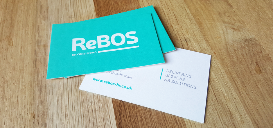 ReBOS business cards